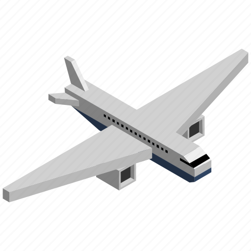 air, passenger, plane, transport, travel, vehicle icon