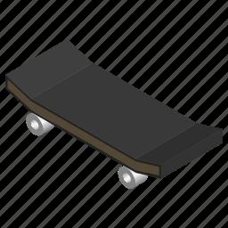 skate, skateboard, transport, trick, vehicle icon
