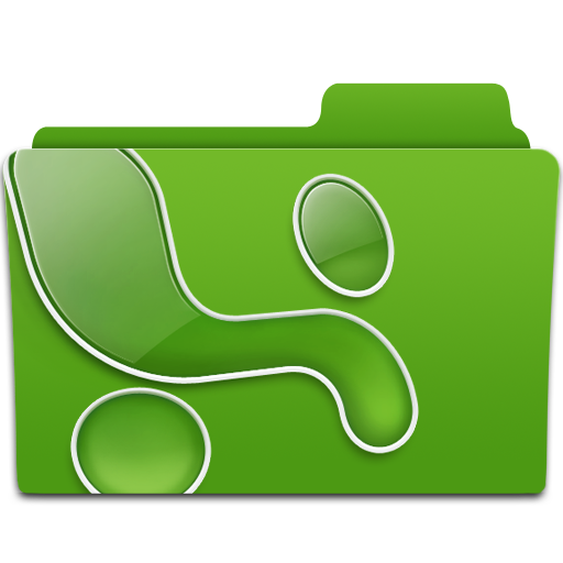excel, folder, microsoft icon