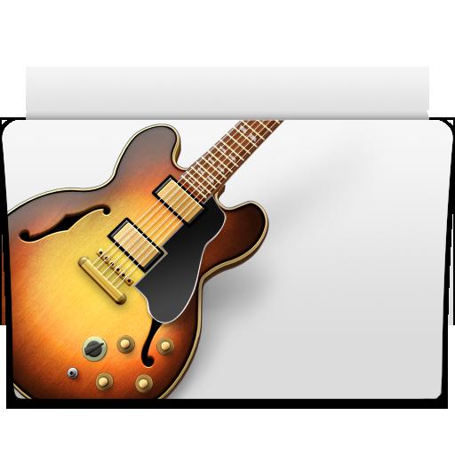 bass, folder, garage band, garageband, guitar, jazz, music, musicworld icon