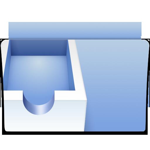 folder, mbox icon