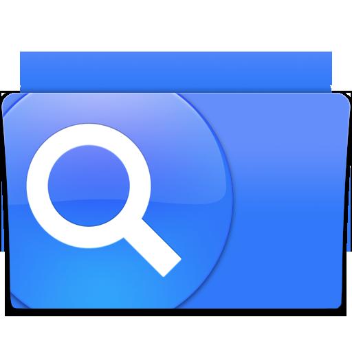 folder, spotlight icon