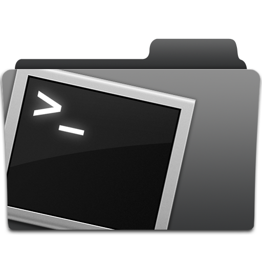 command line, dos, terminal icon