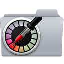 colour, meter, color icon