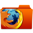 browser, firefox, folder