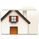 folder, home, house