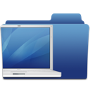folder, macbook icon