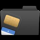 card, smart icon