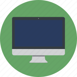 computer, display, imac, monitor, screen icon