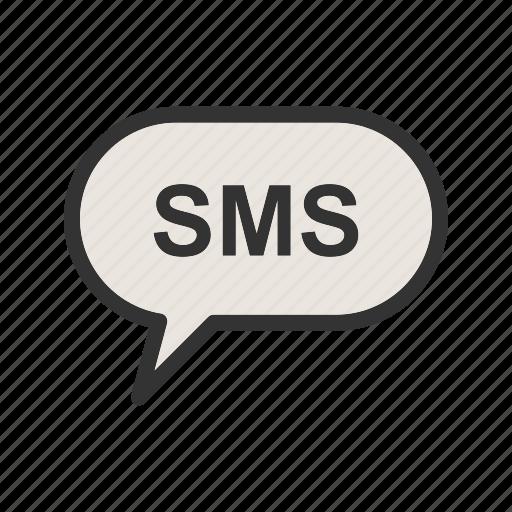 bubble, bubbles, chat, message, sms, speech, talk icon