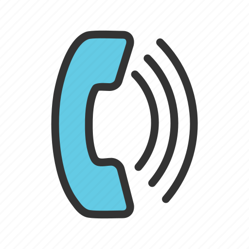 business, call, cell, finance, office, phone, working icon