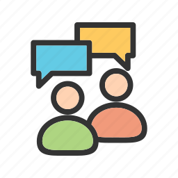 chat, message, mobile, phone, smartphone, sms, text icon