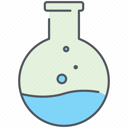 chemical, experiment, flask, lab, research, science, tube icon