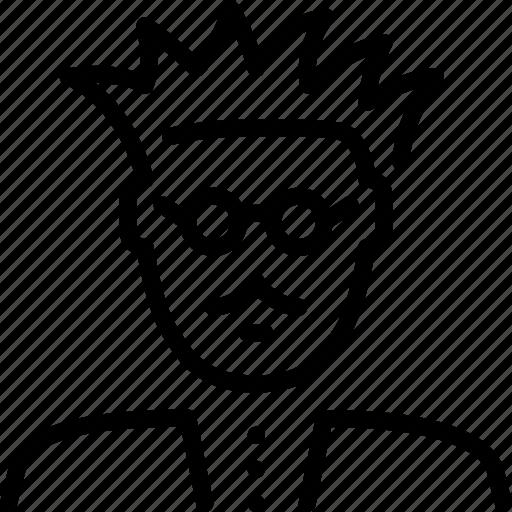 experiment, person, science, scientist icon