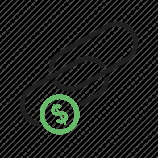 business, fashion, internet, link, marketing, sale icon