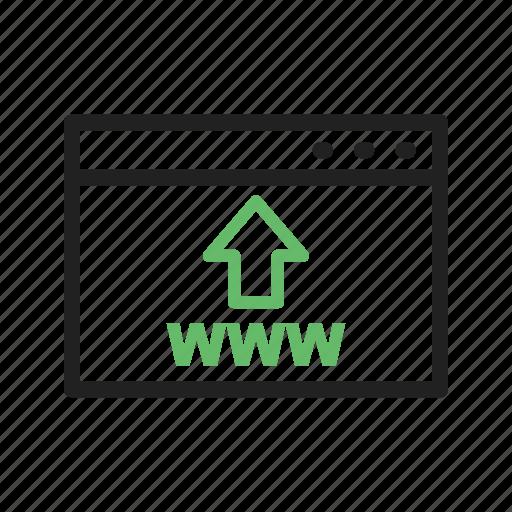 development, internet, marketing, process, seo, software icon