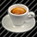 cafe, caffè, coffee, espresso, macchiato icon