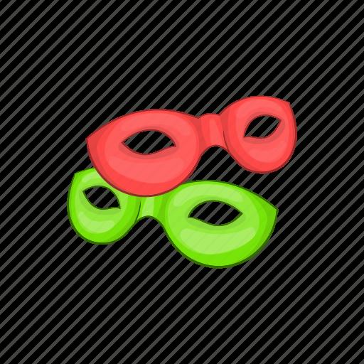 Carnival, cartoon, costume, mask, masquerade, ornate, venice icon - Download on Iconfinder