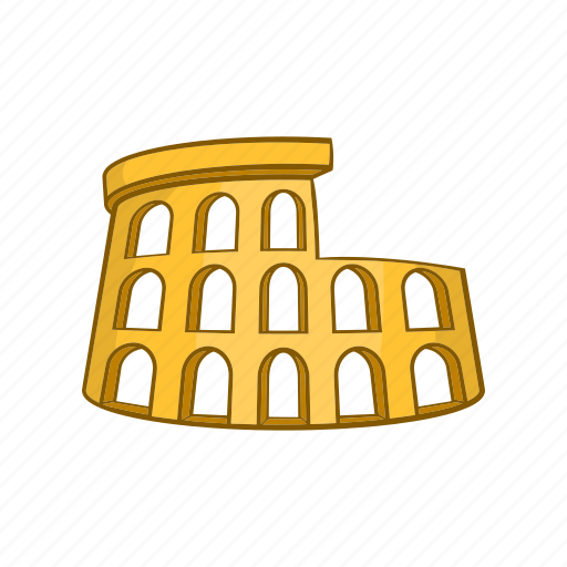 Amphitheater, coliseum, colosseum, italy, roman, rome, tourism icon - Download on Iconfinder