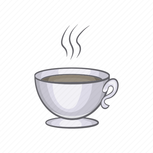 Breakfast, cafe, cartoon, coffee, cup, drink, italian icon - Download on Iconfinder