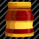 food, fruit, glass, jam, jar, texture