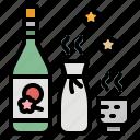 alcohol, beverage, drinking, japanese, sake
