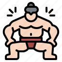 fighter, japan, japanese, sumo, traditional