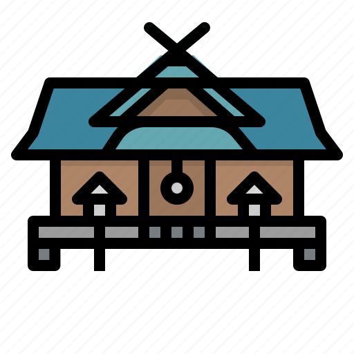 Architecture, japan, japanese, landmark, temple icon - Download on Iconfinder