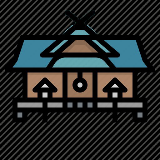 architecture, japan, japanese, landmark, temple icon