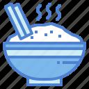 bowl, food, japanese, rice icon