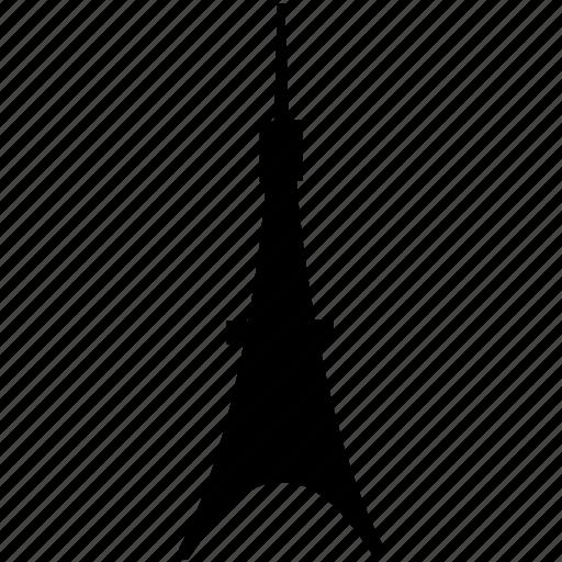 japan, landmark, sightseeing, tokyo, tokyotower, tower, travel icon