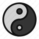 japan, japanese, yin yang, asian, chinese