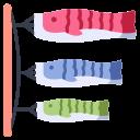 wind, fish, koi, japanese, flag, carp, japan
