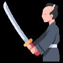 japan, japanese, katana, samurai, sword, traditional, warrior icon