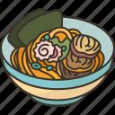 ramen, noodles, food, lunch, meal