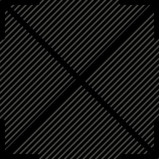 arrow, direction, expand, move, orientation icon