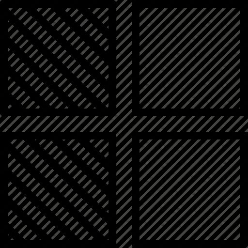 arrange, data, layers, level, sheet, stack icon