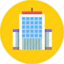 building, company, skyscraper icon