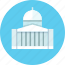 administration, building, government, official, whitehouse icon