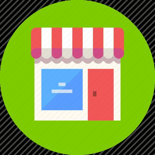 Shop, store, market icon - Download on Iconfinder