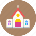 building, church, religion