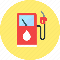 diesel, fuel, gas, gasoline, petroleum, station icon