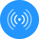 radio, signal, wifi icon