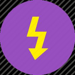 camera, flash, flashlight, photo icon
