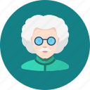assistant, doctor, einstein, glasses, mad, professor, scientist icon