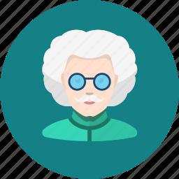 assistant, doctor, einstein, glasses, mad, professor, scientist icon