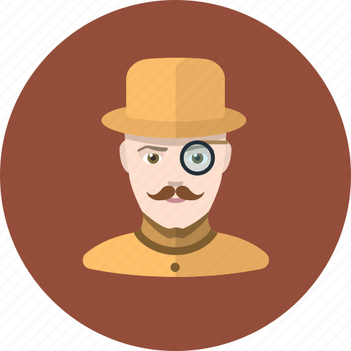 Holmes, man, millionaire icon - Download on Iconfinder
