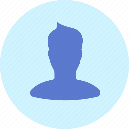 avatar, boy, face, man, profile, silhoette, user icon