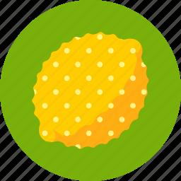 citrus, food, lemon icon