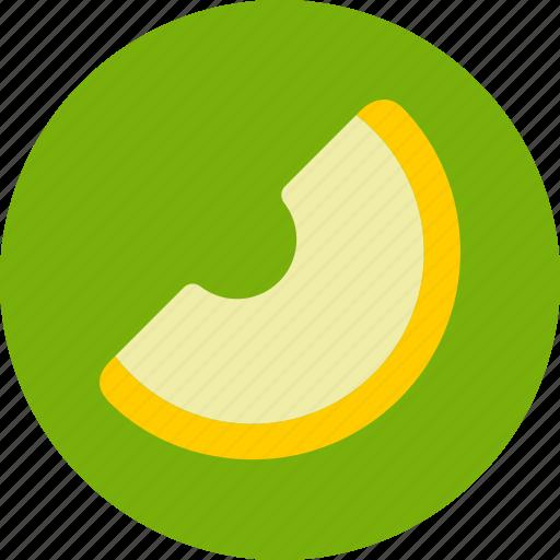 food, melon, slice icon